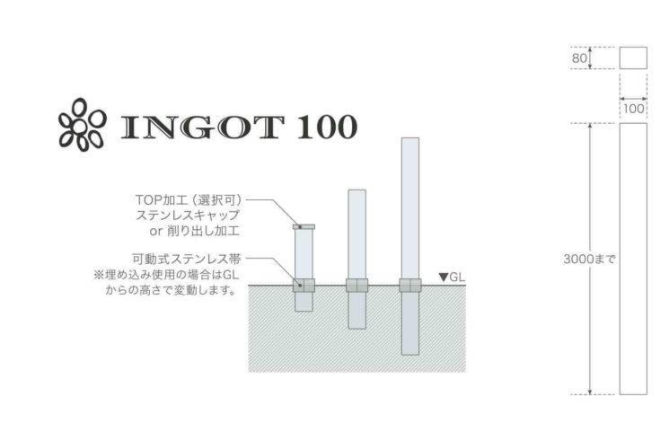インゴット100